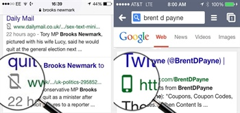 Google testing new penalties for mobile unfriendly websites