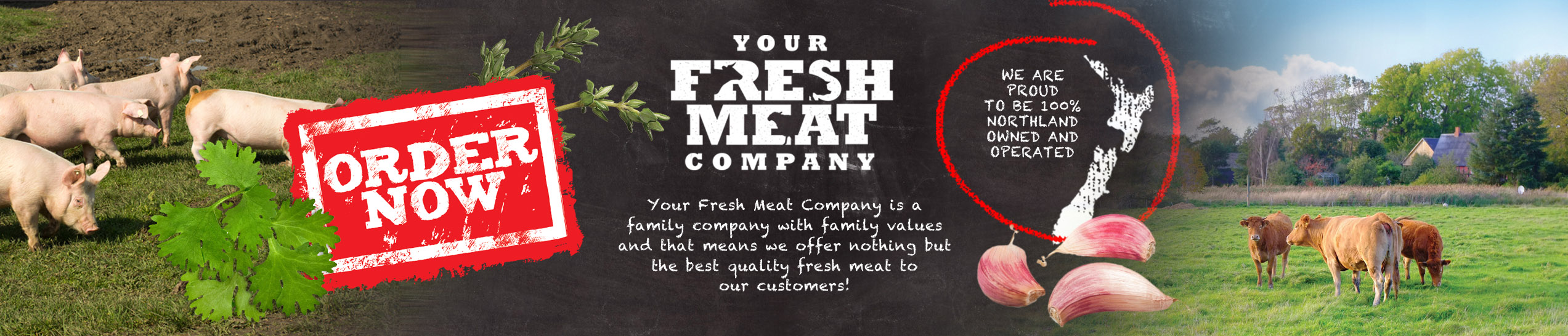 Order now. Your fresh meat company a family meat business owned and operated in northland