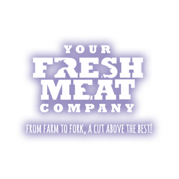 Your Fresh Meat Logo