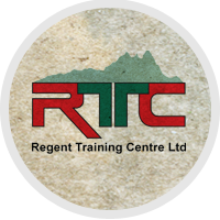 RTC regent training centre ltd logo