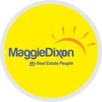 Maggie Dixon my real estate people logo